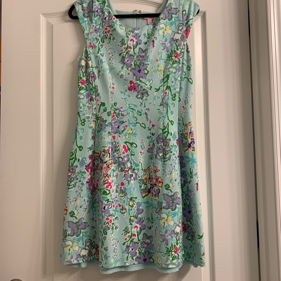 Lilly Pulitzer Dresses & Skirts - Blue Southern Charm Lilly Pulitzer Brielle Large